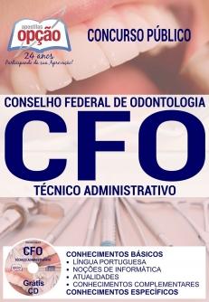 concurso concurso cfo 2017 cargo tcecnico administrativo 231 4214.jpg?versao=0 - Concurso CFO 2017: Inscrições prorrogadas até 15 de maio
