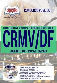 concurso concurso crmv df 2017 cargo agente de fiscalizacao 231 4228.jpg?versao=0 - Concurso CRMV-DF 2017: Saiu o edital para cargos de nível médio