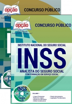 concurso instituto nacional do seguro social inss cargo analista do seguro social servicco social 231 2959.jpg?versao=0 - Concurso INSS 2016: Cespe divulga locais de provas