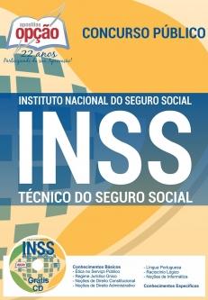 concurso instituto nacional do seguro social inss cargo tcecnico do seguro social 231 2085.jpg?versao=0 - Concurso INSS: Cebraspe (Cespe) contratada como organizadora