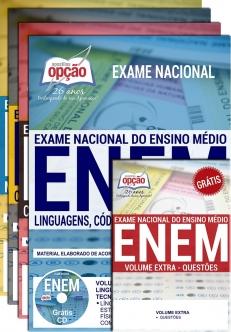 ENEM 2019-EXAME NACIONAL DE ENSINO MÉDIO - ENEM