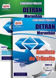 Detran / MA-ANALISTA DE TRANSITO