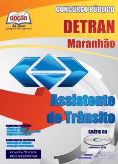 Detran / MA-ASSISTENTE DE TRANSITO-ANALISTA DE TRANSITO