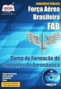 For�a A�rea Brasileira-CURSO DE FORMA��O DE SARGENTOS DA AERON�UTICA