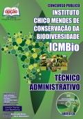 Instituto Chico Mendes de Conservação da Biodiversidade (ICMBio) -TÉCNICO ADMINISTRATIVO