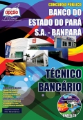 Banco do Estado do Par� (BANPAR�)-T�CNICO BANC�RIO