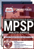 Concurso MP SP 2018-ANALISTA JURÍDICO