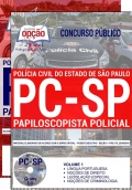 Concurso PC SP 2018-PAPILOSCOPISTA POLICIAL