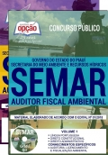 Concurso SEMAR 2018-AUDITOR FISCAL AMBIENTAL