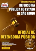 Defensoria P�blica do Estado / SP (DPE/SP)-OFICIAL DE DEFENSORIA