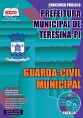 Prefeitura Municipal de Teresina / PI-GUARDA-CIVIL MUNICIPAL