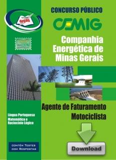 CEMIG-AGENTE DE FATURAMENTO MOTOCICLISTA