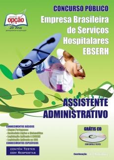 Empresa Brasileira de Serviços Hospitalares (EBSERH)-ASSISTENTE ADMINISTRATIVO