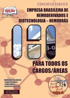 HEMOBRÁS-COMUM A TODOS OS CARGOS/ÁREAS-ASSISTENTE ADMINISTRATIVO (ASSISTENTE ADMINISTRATIVO)