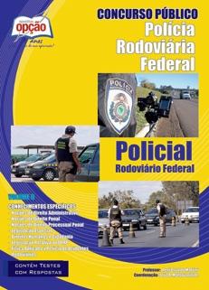 Polícia Rodoviária Federal-POLICIAL RODOVIÁRIO FEDERAL - VOLUME II-POLICIAL RODOVIÁRIO FEDERAL - VOLUME I-POLICIAL RODOVIÁRIO FEDERAL - JOGO COMPLETO