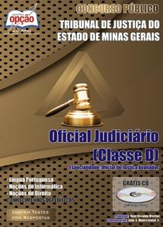 Ministerio Público / RS (Secretário)-SECRETÁRIO DE DILIGÊNCIAS CLASSES - M (JOGO COMPLETO)