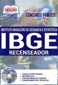 Apostila Preparatória IBGE 2017-RECENSEADOR