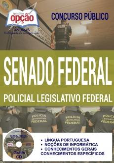Apostila Preparatória Senado Federal-POLICIAL LEGISLATIVO FEDERAL-APOIO TÉCNICO AO PROCESSO LEGISLATIVO - PROCESSO LEGISLATIVO-APOIO TÉCNICO AO PROCESSO LEGISLATIVO - ADMINISTRAÇÃO