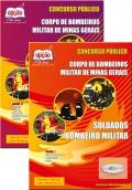 Corpo de Bombeiros Militar / MG-SOLDADOS BOMBEIRO MILITAR-CURSO DE FORMAÇÃO DE OFICIAIS