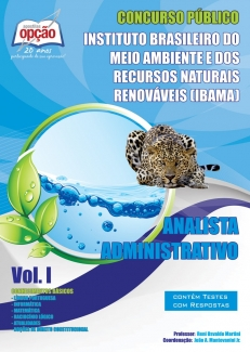 Apostila Concurso IPAAM 2014 Analista Ambiental 2014