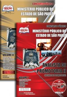 Ministério Público / SP (Analista)-ANALISTA DE PROMOTORIA II