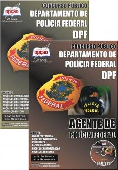 Apostila Concurso Polícia Federal para AGENTE DE POLÍCIA FEDERAL (COMPLETO)