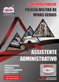 Polícia Militar / MG (Assistente)-ASSISTENTE ADMINISTRATIVO