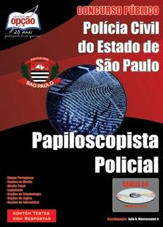Polícia Civil / SP VII-PAPILOSCOPISTA POLICIAL