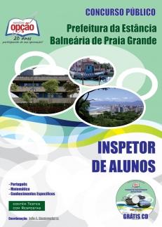Prefeitura de Praia Grande / SP-INSPETOR DE ALUNOS