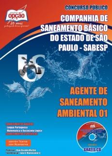 SABESP-AGENTE DE SANEAMENTO AMBIENTAL 01