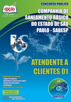 SABESP-ATENDENTE A CLIENTES 01