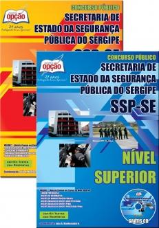 Secretaria de Estado da Segurança Pública do Sergipe (SSP-SE)-COMUM AOS CARGOS DE NÍVEL SUPERIOR
