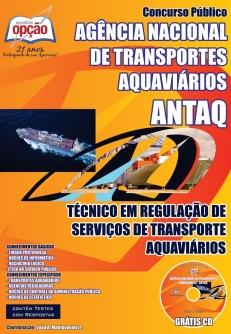 Agência Nacional de Transportes Aquaviários (ANTAQ)-TÉCNICO EM REGULAÇÃO DE SERVIÇO DE TRANSP. AQUAVIÁRIOS-TÉCNICO ADMINISTRATIVO