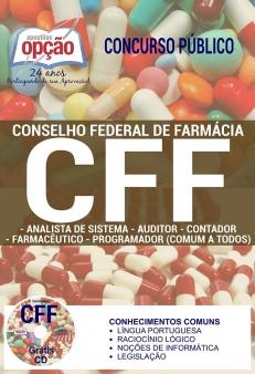 Concurso CFF 2017-CARGOS DE NÍVEL SUPERIOR (COMUM A TODOS)-AUXILIAR ADMINISTRATIVO