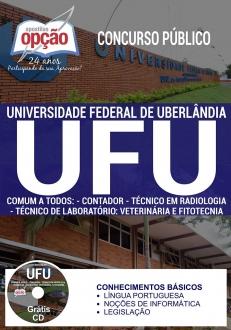 Concurso UFU 2017-COMUM A TODOS OS CARGOS DE NÍVEL MÉDIO E SUPERIOR-AUXILIAR EM ADMINISTRAÇÃO