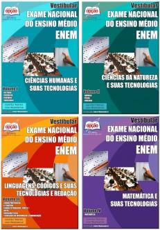 Exame Nacional de Ensino Médio - ENEM-EXAME NACIONAL DE ENSINO MÉDIO - ENEM