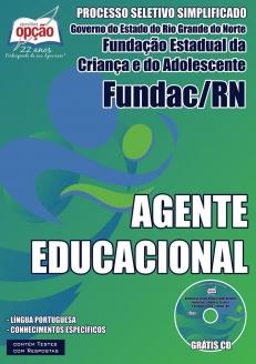 FUNDAC / RN-AGENTE EDUCACIONAL