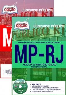 Ministério Público / RJ (MP/RJ)-ANALISTA DO MINISTÉRIO PÚBLICO - ÁREA ADMINISTRATIVA