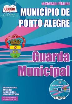 Município de Porto Alegre / RS-GUARDA MUNICIPAL