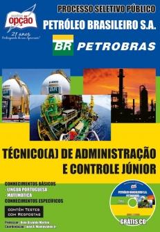 Petrobras-TÉCNICO(A) DE ADMINISTRAÇÃO E CONTROLE JÚNIOR-TÉCNICO DE OPERAÇÃO JÚNIOR