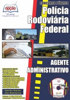 Polícia Rodoviária Federal-AGENTE ADMINISTRATIVO