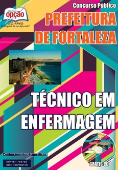 Prefeitura de Fortaleza-TÉCNICO EM ENFERMAGEM