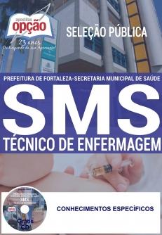 Prefeitura de Fortaleza / CE-TÉCNICO EM ENFERMAGEM-ENFERMEIRO