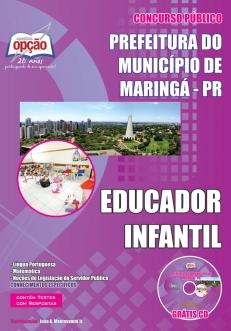 Prefeitura de Maringá / PR (Educador)-EDUCADOR INFANTIL