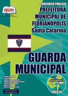 Prefeitura Municipal de Florianópolis-GUARDA MUNICIPAL