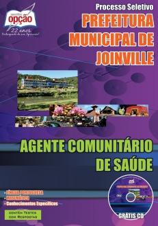 Prefeitura Municipal de Joinville-AGENTE COMUNITÁRIO DE SAÚDE