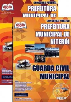 Prefeitura Municipal de Niterói / RJ-GUARDA CIVIL MUNICIPAL