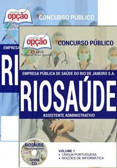 RIOSAÚDE-ASSISTENTE ADMINISTRATIVO