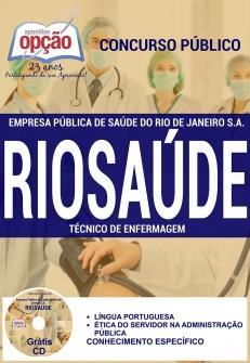 RIOSAÚDE-TÉCNICO DE ENFERMAGEM