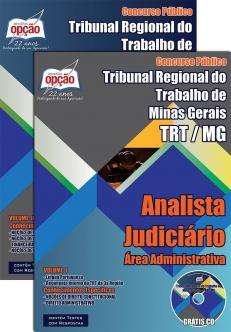 Tribunal Regional do Trabalho 3ª Região / MG (TRT)-ANALISTA JUDICIÁRIO - ÁREA ADMINISTRATIVA